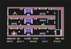 C64 Longplay - Mad Nurse
