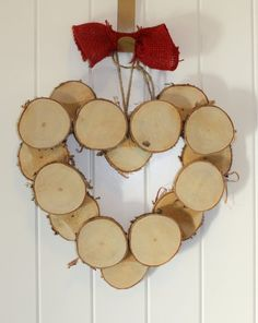 Hey, I found this really awesome Etsy listing at https://www.etsy.com/listing/262458142/birch-log-slice-heart