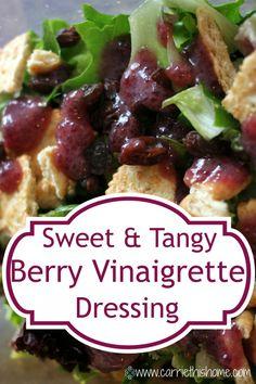Berry Vinaigrette Dressing