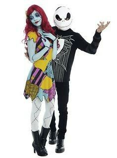 sally u0026 jack skellington  sc 1 st  Pinterest & Steampunk Sally and Zero - Nightmare Before Christmas | Cosplay ...