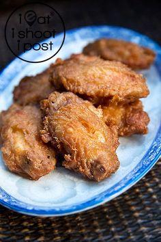 ieatishootipost blogs Singapore's best food: Prawn Paste Chicken (Har Cheong Gai) Recipe: The Cze Char Version