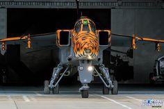 XX119/AI - Sepecat Jaguar GR3A - No. 6 Squadron RAF