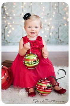 Christmas pose
