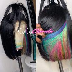 Women Hairstyles For Fine Hair .Women Hairstyles For Fine Hair Baddie Hairstyles, Pretty Hairstyles, Headband Hairstyles, Curly Hair Styles, Natural Hair Styles, Colored Wigs, Hair Laid, Human Hair Wigs, Hair Looks