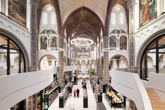 De Petrus Library, Museum and Community Center by Molenaar&Bol&vanDillen Architects, Vught – The Netherlands » Retail Design Blog