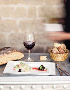 Bar a vins du Frenchie