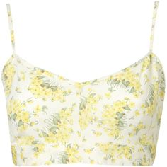 Buttercup Crop Top (335 MXN) ❤ liked on Polyvore featuring tops, shirts, crop tops, tank tops, cream crop top, cream top, polyester shirt, shirts & tops and shirt crop top