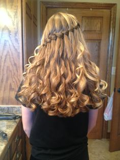 Bat Mitzvah Hairstyles Delectable Kayley Melissa  Waves For Shorter Hair Httpswwwyoutube
