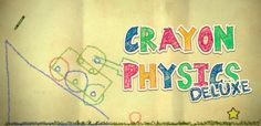 Crayon Physics Deluxe launches on the Google Play Store