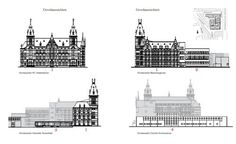 Ontwerp Ooglijdersgasthuis architect D. Kruijf