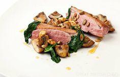 Seared Duck Breast Recipe - Great British Chefs