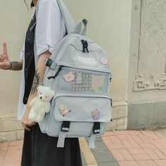 Diy Backpack, Backpack For Teens, Hiking Backpack, Jansport Backpack, Travel Backpack, Travel Bags, Leather Backpack, Fashion Backpack, Cute Backpacks