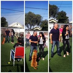 National Pet Month celebration with #GDLA's Mar Yvette and #SantaPaulaAnimalRescueCenter! Did you watch?