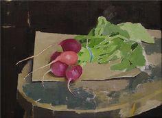 Painting by Diarmuid Kelley