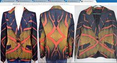 ESCADA jacket blazer Art to Wear EU SZ 40 US SZ 6 Fantasy black orange tan blue ~ http://stores.ebay.com/thecurrentfashion?_dmd=2&_nkw=ESCADA, http://stores.ebay.com/thecurrentfashion/Outerwear-/_i.html?_fsub=7072404012   #TheCurrentFashion #style #fashion #eBay #eBayFashion #ESCADA #jacket #coat #blazer #ESCADAjacket #ESCADAcoat #ESCADAblazer #ArtToWear #clothing #clothes #womenfashion #womenswear #womensfashion #womensstyle #ootd #want #musthave #need #shopping #onlineshopping…