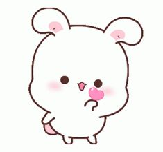 Cute Bear Drawings, Cute Cartoon Drawings, Cartoon Gifs, Animated Cartoons, Cute Cartoon Wallpapers, Cartoon Styles, Kiss Animated Gif, Bear Gif, Awsome Pictures