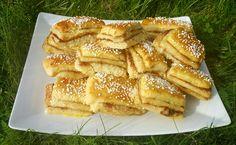 Sukker og kanelbriks (40-45 stk) 300 g smør eller margarin 7 dl melk 2 dl sukker 2 ts malt ...