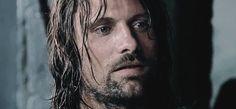 Be glad Aragorn has a sense of humor..
