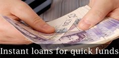 To tackle unforeseen urgencies in an instant, it seems ideal to derive the option of instant loans. These loans are quick and can be sourced in quick time. Click Here: https://goo.gl/Pcr3ow