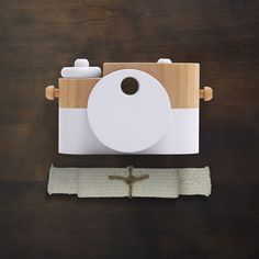 Cotton Pixie - Wooden Toy Camera