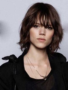 20  Shaggy Short Haircuts | http://www.short-haircut.com/20-shaggy-short-haircuts.html