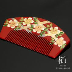 kushi (comb)
