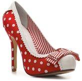 Classic red + white & pokka dot + stripes