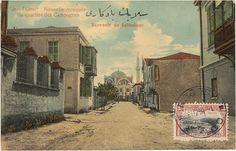 Η περιοχή του Γενί Τζαμί Αρχείο Άγγελου Παπαϊωάννου, ΕΛΙΑ-ΜΙΕΤ