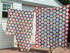 Life Under Quilts: englishpaperpiecing