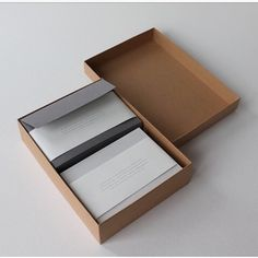 """66 Me gusta, 2 comentarios - M A R K + F O L D (@markandfold) en Instagram: """"The ultimate gift - personalised stationery with your name / initials blind embossed. We use 100%…"""""""