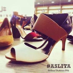 Coleção poderosa #Loucosesantos para o #inverno2016 <3 Compre online: www.aslita.com.br Visite nossa loja: Av. da Aclimação, 884 #Aclimação ☎️ 11 5078-9703 ••••••••• #AslitaModa #Moda #SaoPaulo #Acessoriosfemininos #Sandália #SaltoAlto #ModaFeminina #InstaShoes #ShoesAddicted