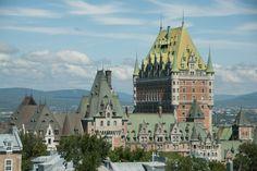 Travel to Quebec City
