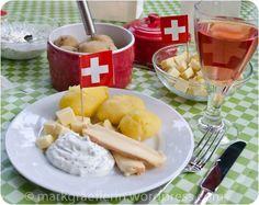 Typisch Schweiz: Gschwelti un Chääs
