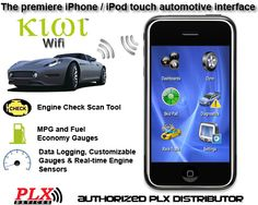 Kiwi iPhone / iPod touch / iPad automotive interface   $30 off till we run out of stock in about a week.