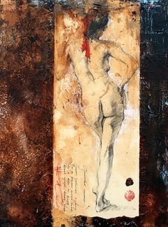 Orange Ribbon - Andre Kohn from his period ll collection ..............#GT