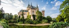 Slovakia.travel Interactive Map, Resort Spa, Tour Guide, Tourism, Mansions, World, House Styles, Nature, Blog