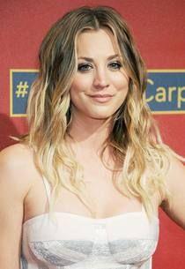 Big Bang Theory's Kaley Cuoco Chops Off Her Hair
