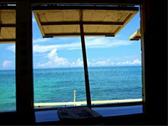Love this view from Canoe restaurant in Negril, Jamaica.  I could sit here all day long!
