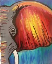 Image result for paint nite pictures + birds