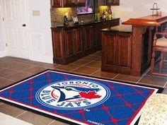 MLB - Toronto Blue Jays Rug 5'x8'
