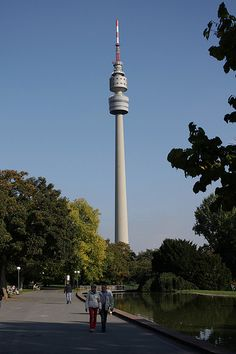 Florianturm, Westfalenpark, Dortmund