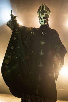 Ghost @ Vooruit Gent 2016 (Nick De Baerdemaeker) | Flickr - Photo Sharing!