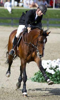 Equestrian Life's Photo  - Jonkheer Z & Karl Cook