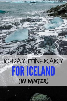 A 10-Day Itinerary for Iceland in Winter (Without Renting a Car)