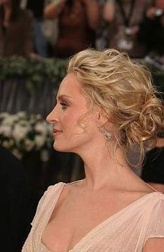 one of my favourite updos.