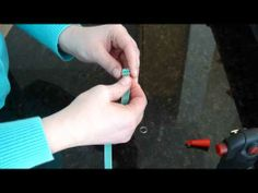 How To Make an Adjustable Headband - Video by BitsyBands