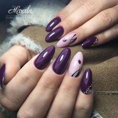 Natural Acrylic Nails, Natural Nails, Nail Designs Spring, Gel Nail Designs, Prom Nails, Long Nails, Short Nails, Solid Color Nails, Nail Colors
