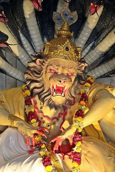 Shri narsimha  vishnu avataa rJai Narasimha