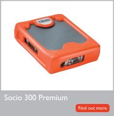 The SOCIO 300 allows you to connect to a workshop PC, alternatively; you have the option of being supplied with a Netbook Laptop or even added into the touch screen TFT system.  As the Socio 300 Premium diagnostic tool is laptop based it allows the software to be loaded onto multiple devices in the office. This means if the tool is taken elsewhere you can leave one in the workshop for normal use.