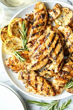 Grilled Honey Mustard Chicken Tenders - The most juicy, tender chicken with the . - Grilled Honey Mustard Chicken Tenders – The most juicy, tender chicken with the easiest marinade. Honey Mustard Chicken Marinade, Creamy Honey Mustard Chicken, Homemade Honey Mustard, Honey Mustard Salmon, Honey Mustard Sauce, Marinade Chicken, Chicken Fajitas, Chicken Tender Recipes, Grilled Chicken Recipes